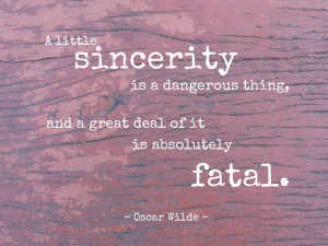 Quotes featuring the Wit, Wisdom and Snark of Oscar Wilde #quotes