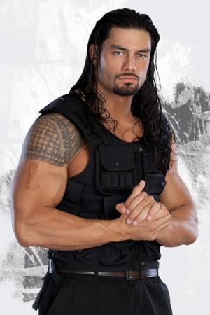 The Shield (WWE) Roman Reigns