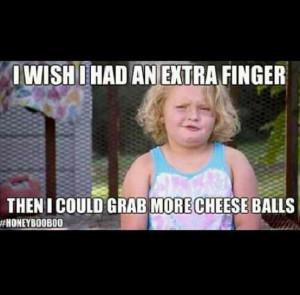 Friday Funnies Honey Boo Boo Style