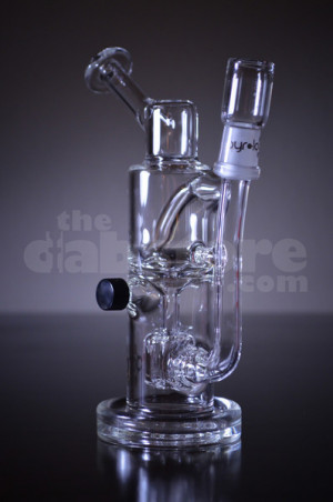 Glass Recycler Oil Rig