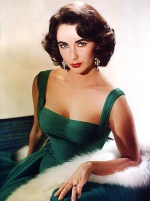 Beautiful Elizabeth Taylor (eyes & heart!)