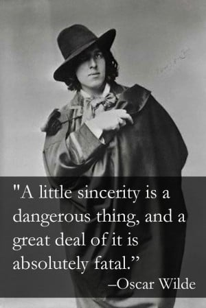 Oscar Wilde's Most Amusing Quotes and Sayings Ever (15 pics)