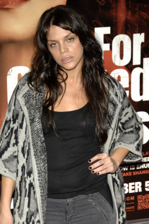 Vanessa Ferlito Pictures - 'For Colored Girls' New York Premiere ...