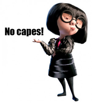 The Incredibles Edna Edna from the incredibles