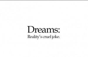 Cruel Life Quotes