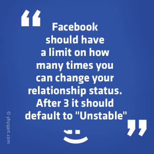 Funny Facebook quotes, status updates, profile pics