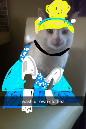 funny things to draw on snapchat
