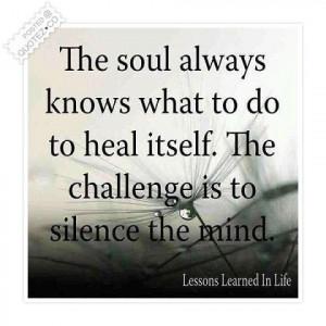 short soul quotes