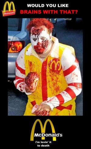 Ronald Mcdonald Funny Memes...