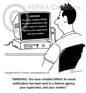 Today I read another example of the security/privacy risk of ...
