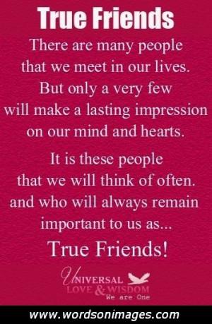 Buddhist quotes on friendship
