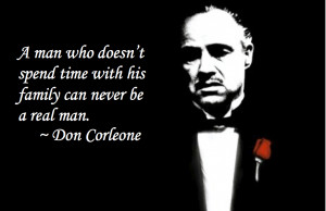 Godfather Quotes About Family