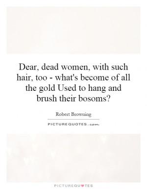 Dear Women Quotes