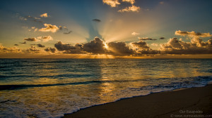 beach sunrise images