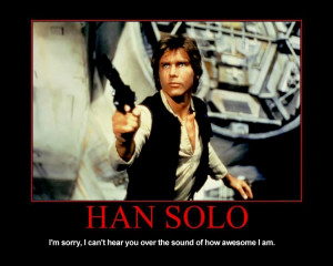 Who wins in a fight: Indian Jones or Han Solo?