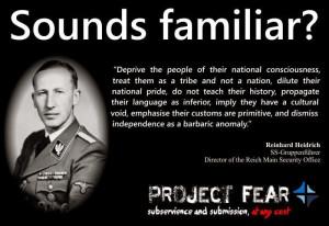 Reinhard Heydrich Quotes