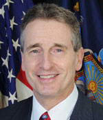 The Honorable Robert Duffy, Lieutenant Governor, New York State