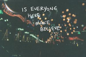 believe, cute, lyrics, make believe, mayday parade, quote