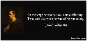 Quotes On Acting