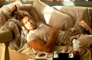 Brad Pitt's character in True Romance is more or less the definitive ...