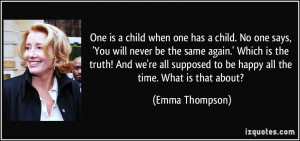 More Emma Thompson Quotes