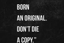 Inspiration Quotes / by Clique.Boutique