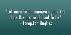 Search Results for: Langston Hughes Quotes On Racism