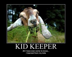 The Garden Goat Quote