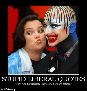 politics STUPID LIBERAL QUOTES but scary because she has a lot of ...