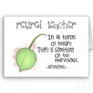 Humorous Retirement Quotes | Retirement Quotes For Teachers