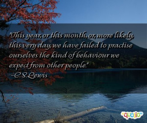 Quotes On Behaviour