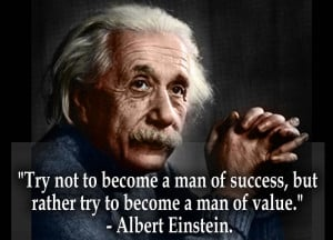 Nice Quotes From Albert Einstein