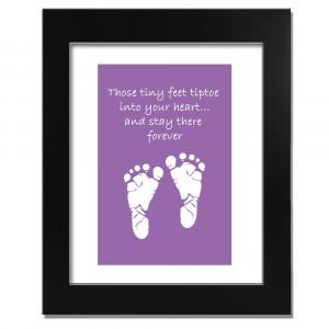 Baby Feet Quotes