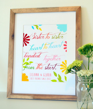 Viewing Gallery For - Best Friend Like Sister Quotes