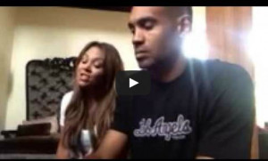 Grant Hill Wife Tamia Perform Frank Ocean Song Together Video