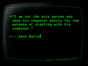 ... technology and computer related quotes by the world's greatest tech