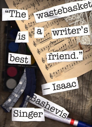 Isaac Singer Quote