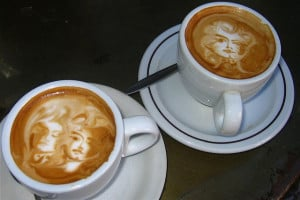 Coffee Art – Incredible Works of Art by Baristas