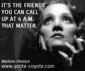 Marlene Dietrich quotes - Quote Coyote