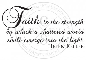 Go Back > Gallery For > Quotes About Faith And Strength