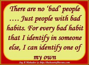No Bad People