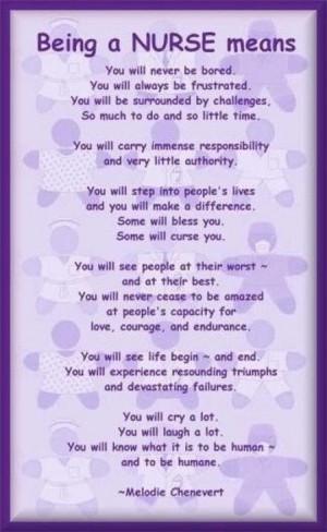 Inspirational and Funny Nursing Quotes: http://www.nursebuff.com/