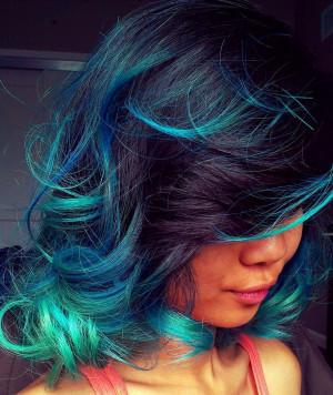 ... Quotes › Rainbow Hair Color Ideas   POPSUGAR Beauty. Dark red hair