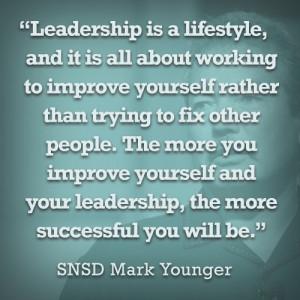 leadership philosophy - Set an example! #bealeader #calsae #leadership ...