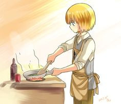 Armin Arlert
