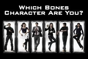 Which Bones Character Are You?
