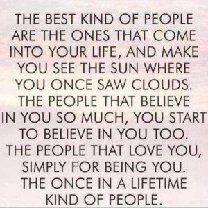 ... so lucky and blessed to have such amazing people in my life