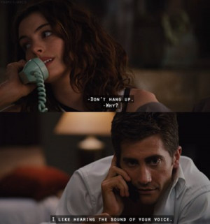 anne hathaway, love and other drugs, movie quotes, text