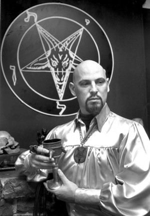 Anton LaVey: San Francisco's Mouthpiece for the Devil