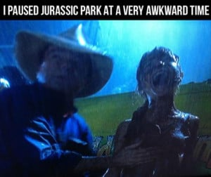 time jurassic park jurassic park welcome to jurassic park quote